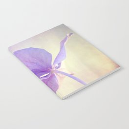 Sweet Hydrangea Notebook