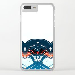 92518 Clear iPhone Case