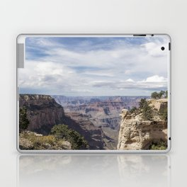 A Vertical View - Grand Canyon Laptop & iPad Skin
