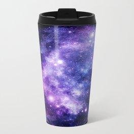 Galaxy Planet Purple Blue Space Travel Mug