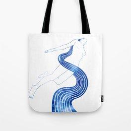 Water Nymph XLVIII Tote Bag