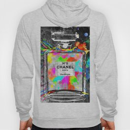 No 5 Rainbow Colors Hoody