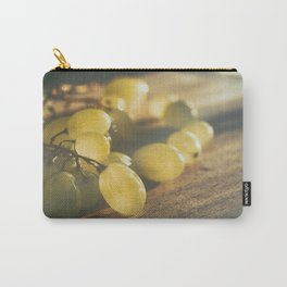 Food. Fruit. Summer grapes Carry-All Pouch