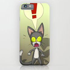 Suprised Tom Cat Slim Case iPhone 6s
