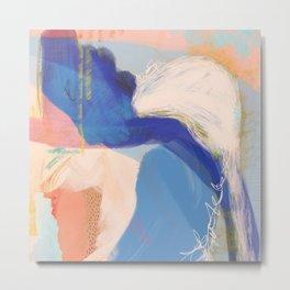 Sanibel - Shapes and Layers no. 34 - Abstract Metal Print
