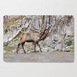 Wapiti Bugling (Bull Elk) Cutting Board