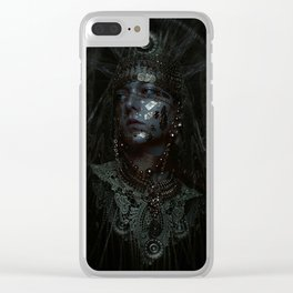 In The Twilight III Clear iPhone Case