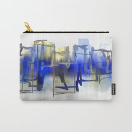 Beyond Blue Carry-All Pouch