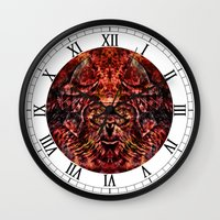 soldier Wall Clocks featuring Soldier by Zandonai