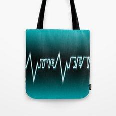 Feel The Beat Tote Bag