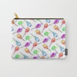 Lollipop Pattern Carry-All Pouch