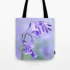 English Bluebell Tote Bag