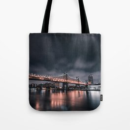 59th Street Bridge Tote Bag