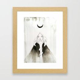 Moonchild I Framed Art Print