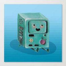 Wo Wants to Play Video Games? Canvas Print