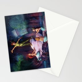 The Mermaid Lagoon-Peter Pan Stationery Cards