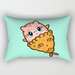 Tem-Purr-a Rectangular Pillow