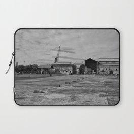 Urban Island Exploration Laptop Sleeve