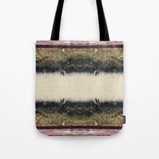 Ground // Grass // Grain Tote Bag