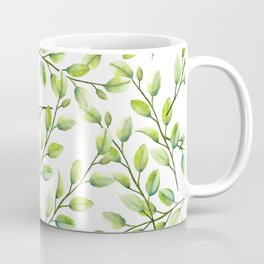 Branches and Leaves Coffee Mug