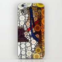 sneakers iPhone & iPod Skins featuring Sneakers by start from scratch