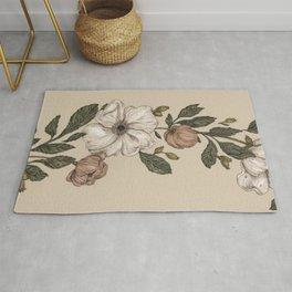 Floral Laurel Rug