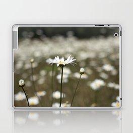Wildflowers in an Oregon Field Laptop & iPad Skin