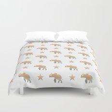 ELEPHANT & STARS Duvet Cover