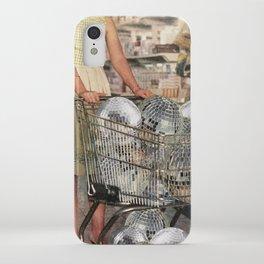 (Disco)unt Supermarket iPhone Case