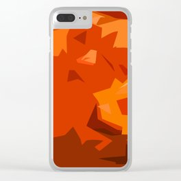 Done Deal Clear iPhone Case