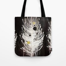 Feather Souls Tote Bag