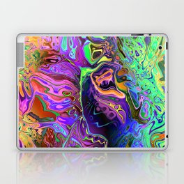 Reflective Colors Abstract Laptop & iPad Skin