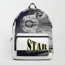 Star Truck - The moon and the Truck Backpack