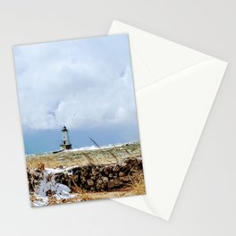 Spring Thaw 2 Stationery Cards