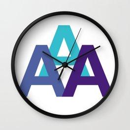 TRIALPHA Wall Clock
