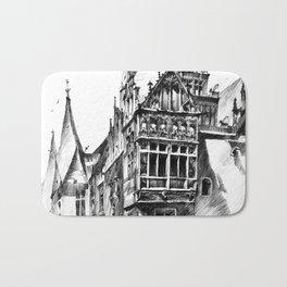 Wroclaw City Hall Bath Mat