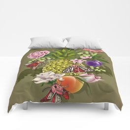 Glam Tropical Comforters