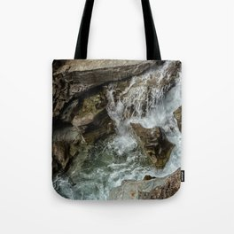 Any Which Way - Glacier NP Tote Bag