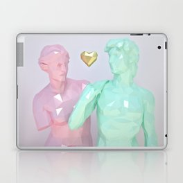 Two Lovers Laptop & iPad Skin