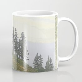 TIMBERLINE TREES Coffee Mug
