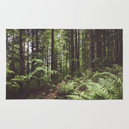 Woodland - Landscape and Nature Photography Rug