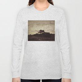 Never Heard Silence Quite This Loud Long Sleeve T-shirt