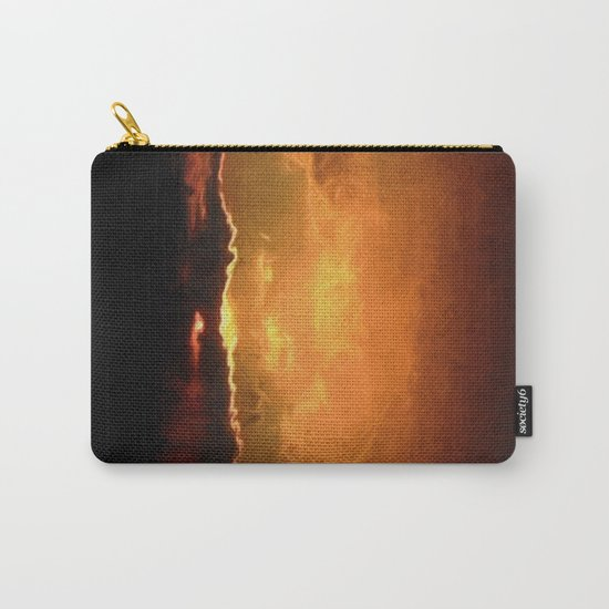 Pennsylvania Sunset Carry-All Pouch