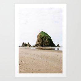 Cannon Beach 3 Art Print