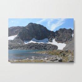 Lake Dorothy I Metal Print