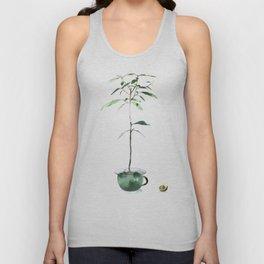 Avocado Tree Unisex Tank Top