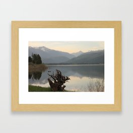 Vallecito Framed Art Print