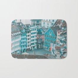 Zurich Views I Bath Mat