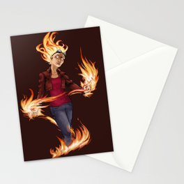 Modern Chandra Stationery Cards