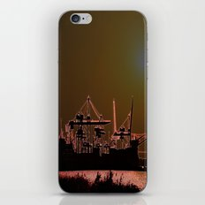 SUNSETSHORE iPhone Skin